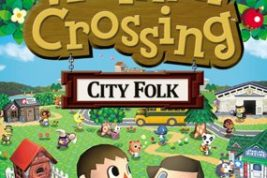Nombres Animal Crossing: City Folk