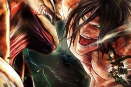 Nombres Attack on Titan 2