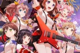 Nombres BanG Dream! Girls Band Party!