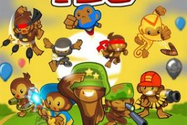 Nombres Bloons TD 5