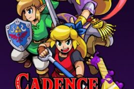 Nombres Cadence of Hyrule – Crypt of the NecroDancer Featuring The Legend of Zelda