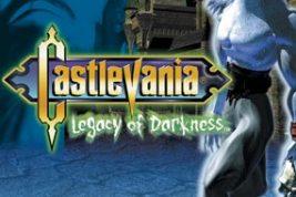 Nombres Castlevania: Legacy of Darkness
