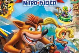 Nombres Crash Team Racing: Nitro Fueled