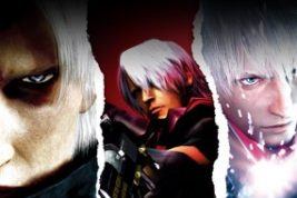 Nombres Devil May Cry HD Collection