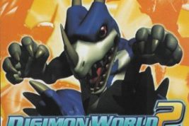 Nombres Digimon World 2