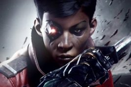 Nombres Dishonored: Death of the Outsider