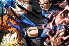 Nombres Dragon Ball Legends