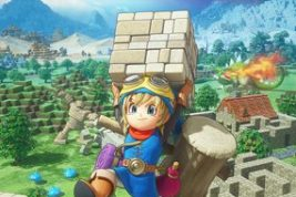 Nombres Dragon Quest Builders