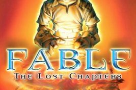 Nombres Fable: The Lost Chapters