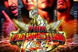 Nombres Fire Pro Wrestling World