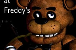 Nombres Five Nights at Freddy's