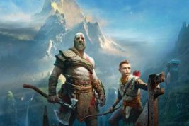 Nombres God of War