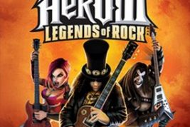 Nombres Guitar Hero III: Legends of Rock