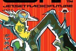 Nombres JSRF: Jet Set Radio Future