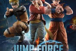 Nombres Jump Force