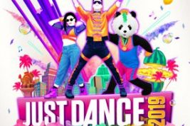 Nombres Just Dance 2019