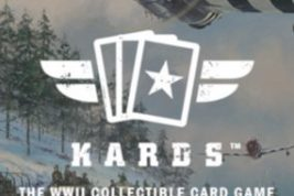 Nombres Kards: The World War II Collectible Card Game