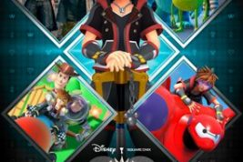 Nombres Kingdom Hearts III