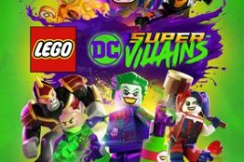 Nombres LEGO DC Super-Villains