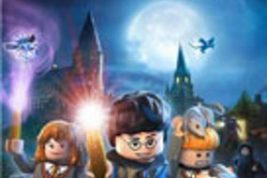 Nombres LEGO Harry Potter: Years 1-4