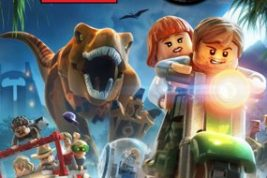 Nombres LEGO Jurassic World