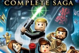 Nombres LEGO Star Wars: The Complete Saga