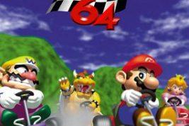 Nombres Mario Kart 64