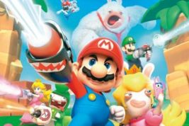 Nombres Mario + Rabbids Kingdom Battle