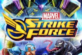 Nombres Marvel Strike Force