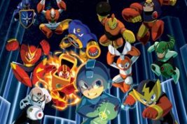 Nombres Mega Man Legacy Collection