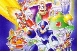 Nombres Mega Man X