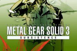 Nombres Metal Gear Solid 3: Subsistence