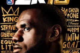 Nombres NBA 2K19