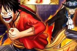 Nombres One Piece: Pirate Warriors 3