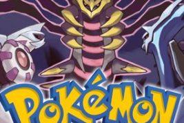 Nombres Pokémon Platinum