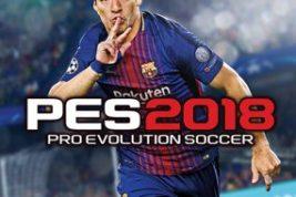 Nombres Pro Evolution Soccer 2018