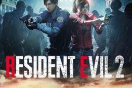 Nombres Resident Evil 2