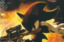 Nombres Shadow the Hedgehog