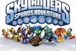 Nombres Skylanders: Spyro's Adventure
