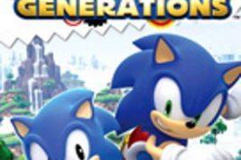 Nombres Sonic Generations