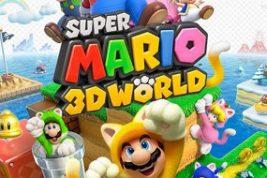 Nombres Super Mario 3D World