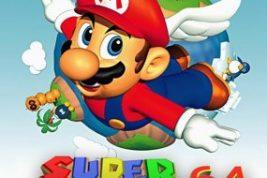 Nombres Super Mario 64