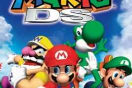 Nombres Super Mario 64 DS