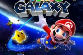 Nombres Super Mario Galaxy