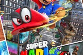 Nombres Super Mario Odyssey
