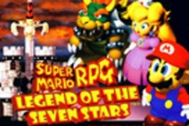 Nombres Super Mario RPG: Legend of the Seven Stars