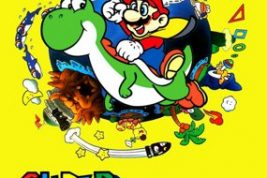 Nombres Super Mario World