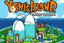 Nombres Super Mario World 2: Yoshi's Island