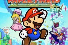 Nombres Super Paper Mario
