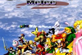 Nombres Super Smash Bros. Melee